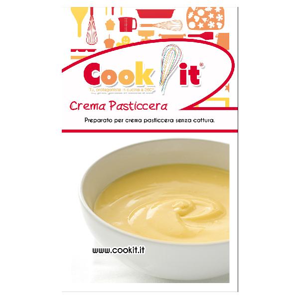 Mix di farine per crema pasticcera 400gr