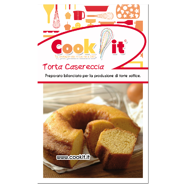 Mix di farine per torta casereccia 600gr