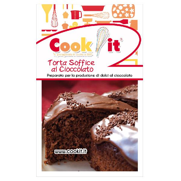 Mix di farine per torta al cioccolato 600gr
