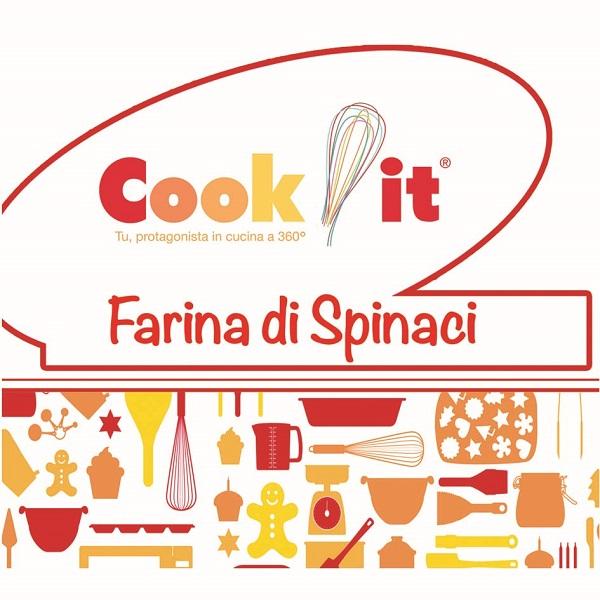 Farina di spinaci 100gr